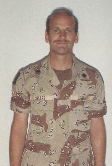 Ronald Spears, Sergeant, U.S. Army (Retired)